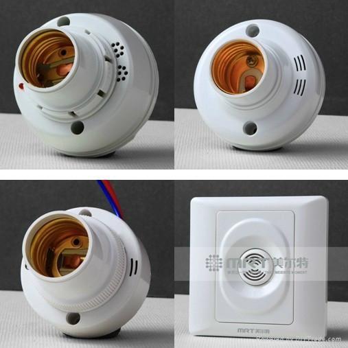 sound intelligent lampholder 1