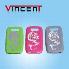 silicone case for Blackberry