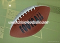 Leather American Footballs