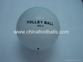 Volleyball made of Rubber