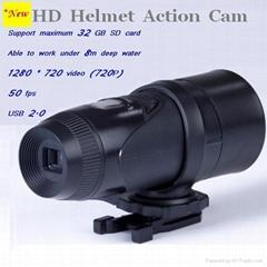 高清防水運動頭盔攝像機