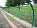 镀锌浸塑喷塑护栏网