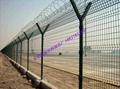 机场护栏网Y型安全防御网