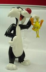 PVC塑膠玩具公仔