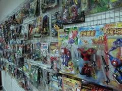 PVC塑胶玩具公仔