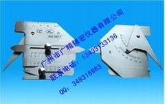 焊缝检验尺HJC60型