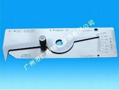 焊缝深度检验尺