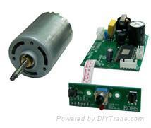 Bladeless Fan Motor&Controller
