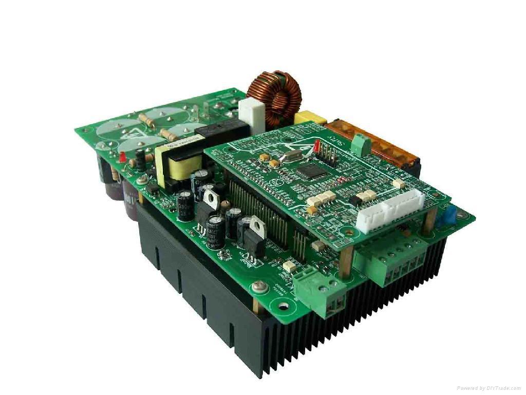 机床主轴电机控制器图片