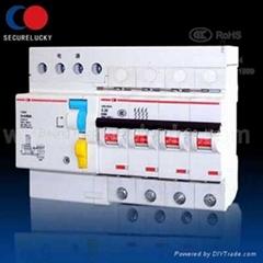 VG65 6kA Electronic Residual Current Circuit Breaker/RCBO