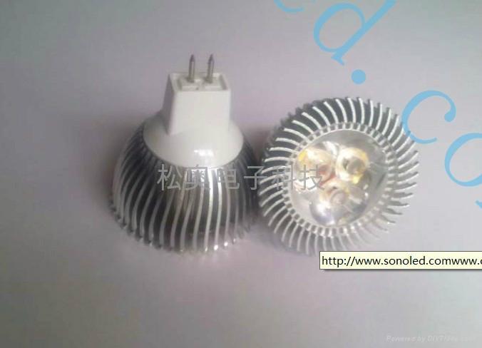 MR16LED射燈 1