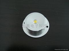 Power LED mold train