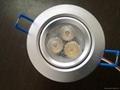 LED筒燈天花燈 1