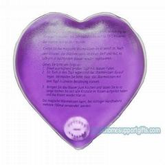 Reusable heat pack magic hand warmer