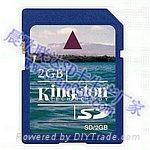 金士顿SD卡