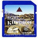 汽車音響SD卡 1