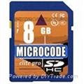 各种配套设备专用SD卡
