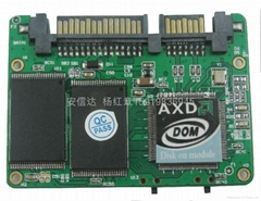 迷你SSD1固态硬盘MicroSATA接口