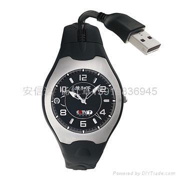 商務U盤手錶 1