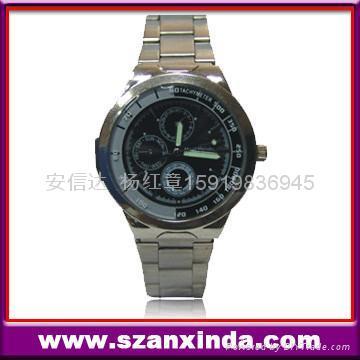 金屬錶鏈U盤表 1