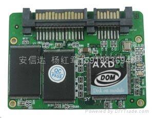 安信达1寸SATAII接口SSD固态硬盘 1