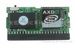 安信达2GB防病毒IDE44PIN电子硬盘