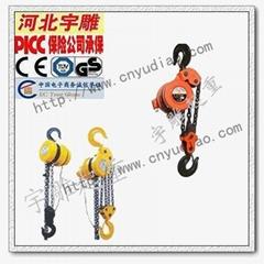 超低环链电动葫芦
