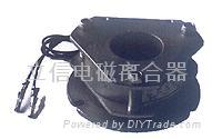 微型電磁失電制動器