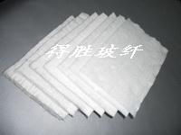 fiberglass heat insulation mat