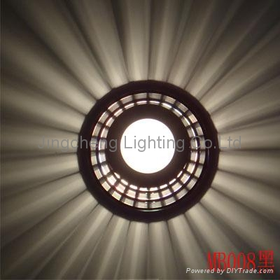 1W Decorative LED Wall Light Residential Lamp Ceiling Mount Lamp  1