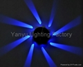 1W Decorative LED Wall Light Residential Lamp Ceiling Mount Lamp  2
