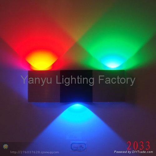 Hot Sale! - Decorative Led Wall Lamp - Modern Style / 110-240V 4