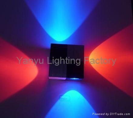 Hot Sale! - Decorative Led Wall Lamp - Modern Style / 110-240V 5