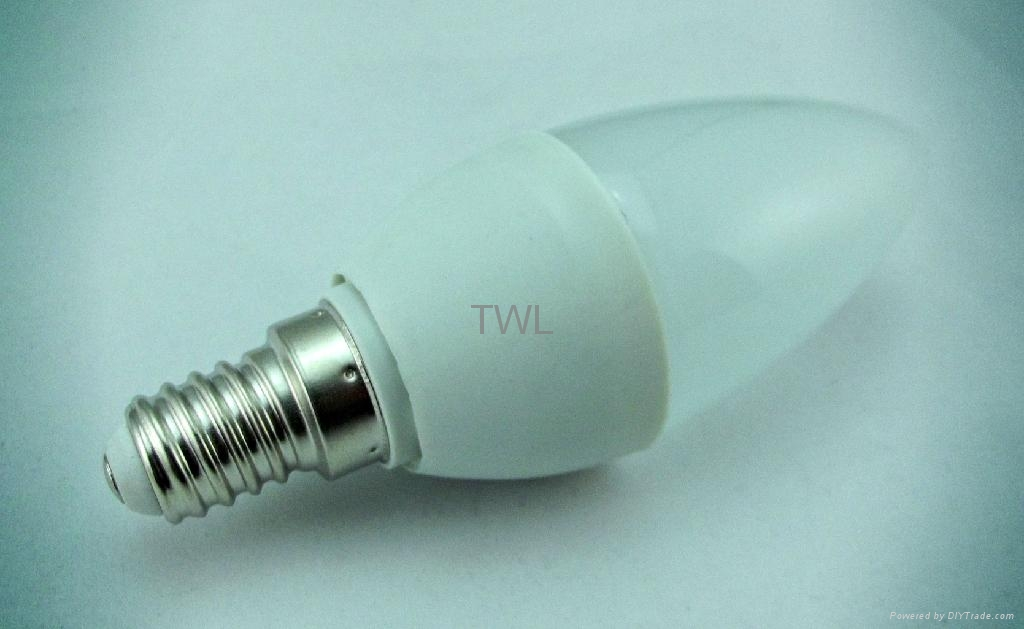 Hot Promotion And Low Price! 2W LED Candle Bulb 2