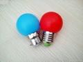 Decorative LED Bulb Color Bulb Festival Bulb Lights E27/B22 0.5W 2