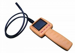 Inspection camera with LCD Monitor (endoscope)