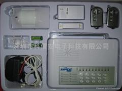 無線智能商用/家用防盜報警器