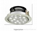 High power LED ceiling lights-15w