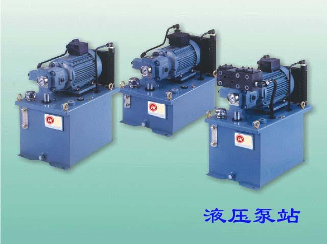 液压泵站 - 翰坤 图片