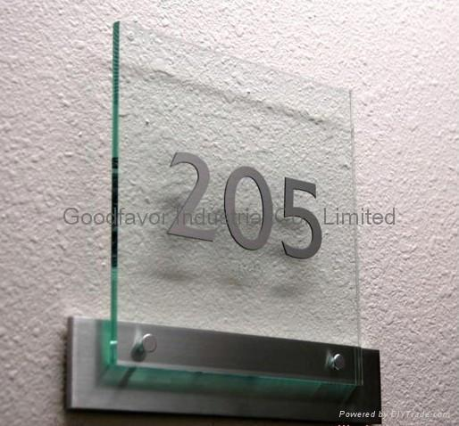 Door plate signage 1 Door plate signage 2 ... & Door plate signage (China) - Construction Accessories - Construction ...