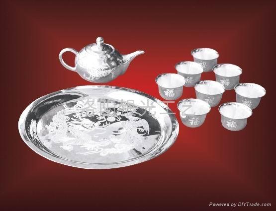 純銀茶葉罐1 3