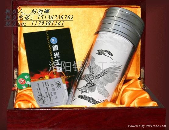 湖南省凤凰古城银制特色旅游纪念品1 1