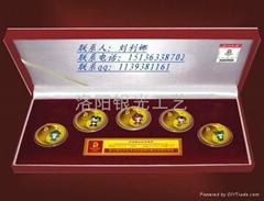 純銀紀念幣1