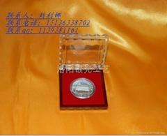 石家莊純銀紀念幣1