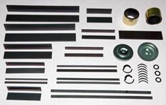 橡胶磁铁(RUBBER MAGNET)