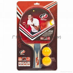Pingpong Racket Set