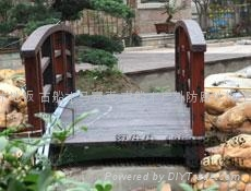 嘉桥古船木小桥 3