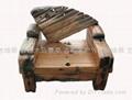嘉桥古船木椅 4