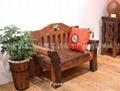 嘉桥古船木椅 5