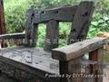 嘉桥古船木家具--椅子 4